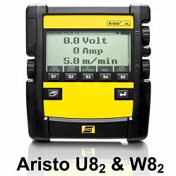 Цифровой контроллер Aristo U8 и W8