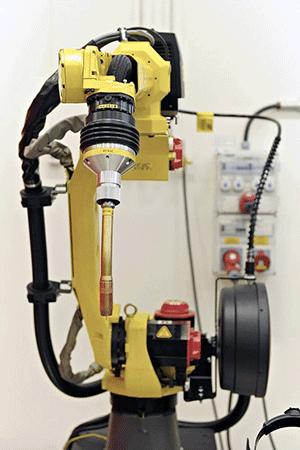 Роботизированные комплекты Aristo Mig для роботов с «пустотелой рукой»