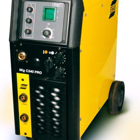 Компактный сварочный полуавтомат ESAB Origo Mig C340 PRO