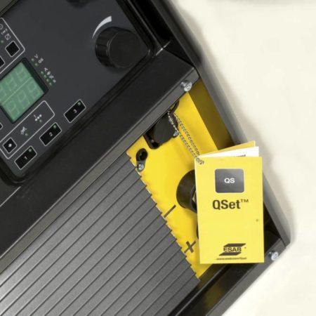 ESAB QSet — сварка короткой дугой