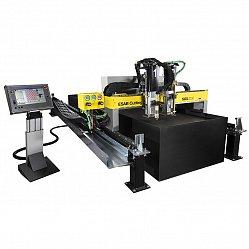 Компактная автоматизированная машина для плазменной и газокислородной резки ESAB SGX