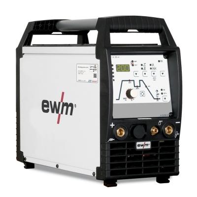 Аппарат для сварки TIG переменным и постоянным током EWM Picotig 200 AC/DC