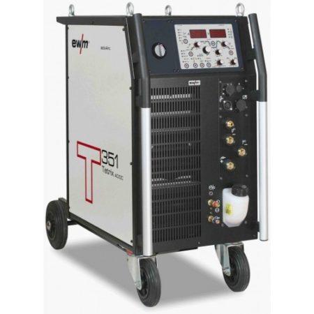 Аппарат для сварки TIG переменным и постоянным током EWM Tetrix 351 AC/DC